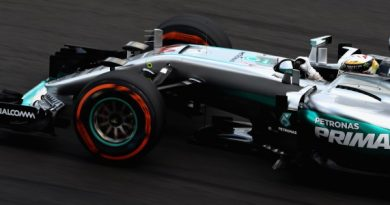 F1: Hamilton domina classificação e sai na pole na Malásia. Massa é 10º