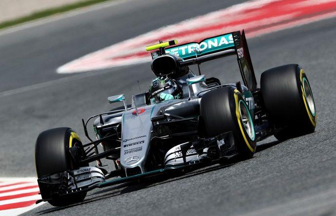 F1: Rosberg supera Hamilton e lidera primeiro treino em Monza
