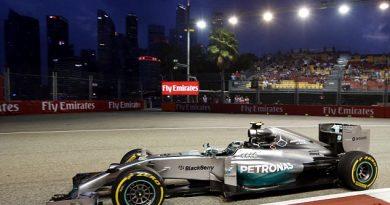 F1: Nico Rosberg alfineta fase atual de Lewis Hamilton