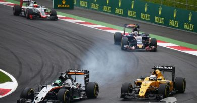 F1: Nico Hulkenberg assina com Renault para 2017