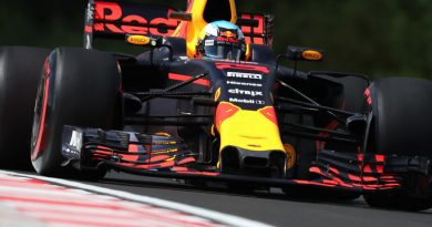 F1: Ricciardo começa Primeiro Treino com recorde da pista Singapura