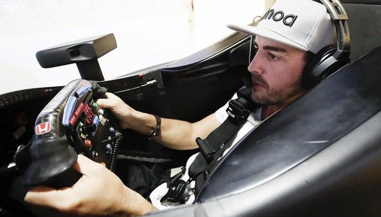 Indy 500: Acompanhe Ao-Vivo o 1º treino de Alonso nesta quarta