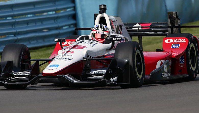 IndyCar: Graham Rahal marca o melhor tempo no 1º Treino Livre em Watkins Glen