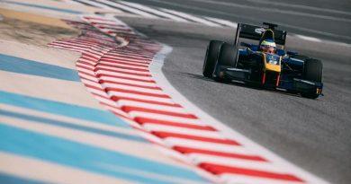 Fórmula 2: Olivier Rowland marca o melhor tempo no Primeiro Treino Livre
