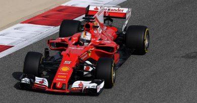 F1: Vettel lidera e Mercedes tem treino discreto no Bahrein