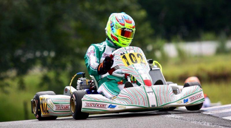 Kart: Mittag Motores comemora o título da Sênior A pelo segundo ano consecutivo no Sul-Brasileiro