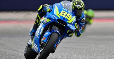 MotoGP: Iannone surpreende e supera Márquez no segundo treino livre nos EUA