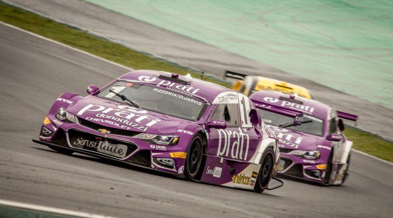 Stock Car: Pizzonia e Campos voltam ao palco da última vitória