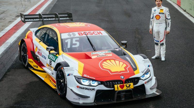 Augusto Farfus fecha treinos do DTM em 1º lugar e segue preparação para 24 Horas de Nürburgring