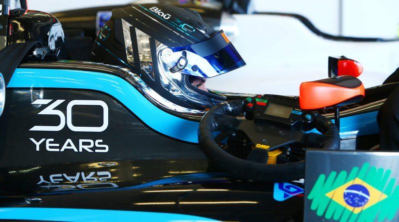 Christian Hahn estreia no campeonato europeu de Fórmula Renault 2.0