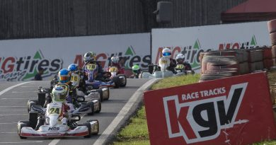 Kart: Após metade do campeonato, disputa por vagas na Final Mundial da Copa Rotax fica mais acirrada