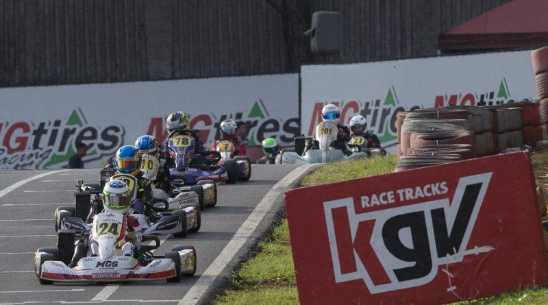 Brasileiro de Kart: Confira a lista de inscritos para a primeira fase
