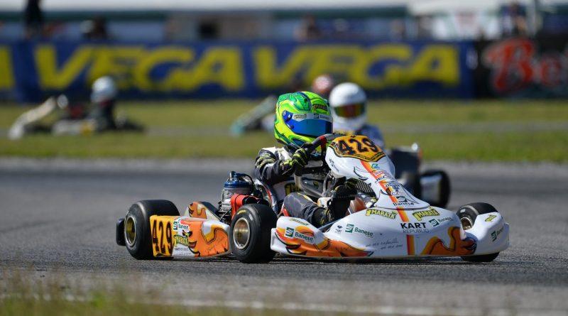 Em ascensão, Gui Figueiredo estreia no Campeonato Europeu de Kart neste final de semana, na Itália