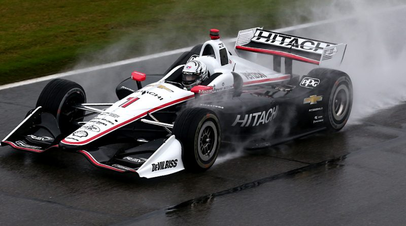 IndyCar: Josef Newgarden vence Grande Prêmio do Alabama