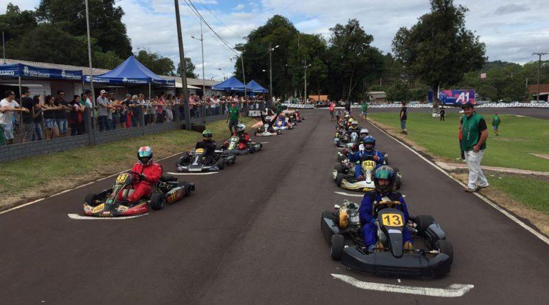 Pato Branco intensifica os preparativos para o Campeonato Paranaense de Kart