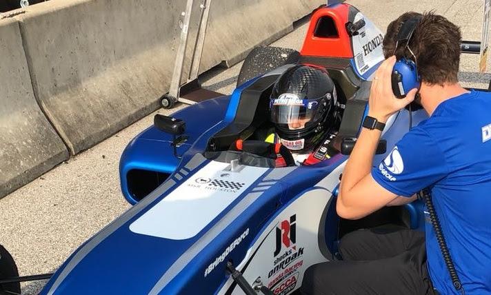 Fórmula 4: Kiko Porto faz testes nos Estados Unidos em duas equipes