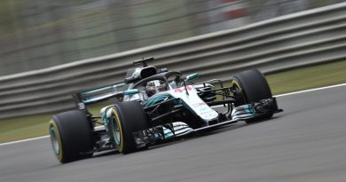 F1: Lewis Hamilton lidera o 1º Treino Livre em Xangai