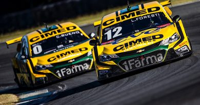 Stock Car: Foresti corre no Velopark buscando dar presente a Brasília