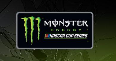 Nascar: Energético Monster Energy amplia acordo de naming rights com a Nascar