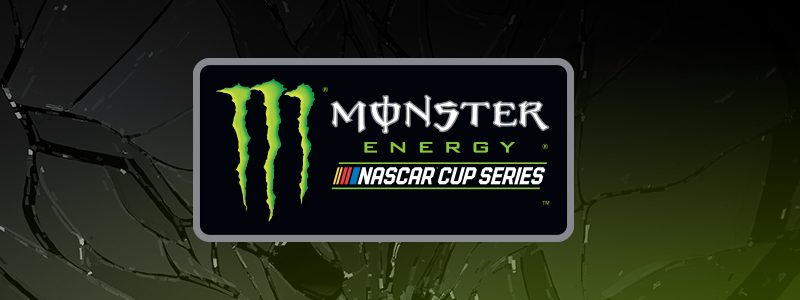 Nascar: Energético Monster Energy amplia acordo de naming rights com a Nascar