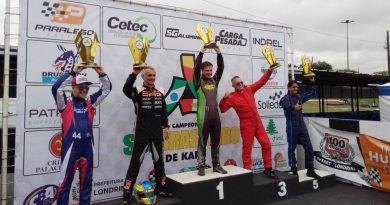Kart: 21ª edição do Campeonato Sul-Brasileiro revelou 13 novos campeões para sua história