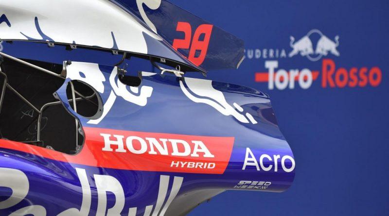 F1: Honda levará atualizações de motor para a Toro Rosso na corrida do Bahrain