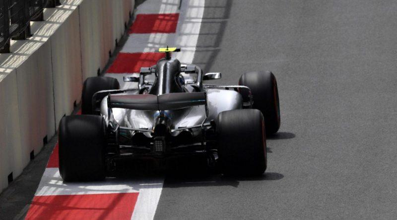 F1: Valteri Bottas começa na frente os treinos para o GP do Azerbaijão