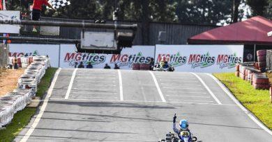 Kart: Vinícius Tessaro venceu três vezes na Copa São Paulo KGV e garantiu mais um título na carreira