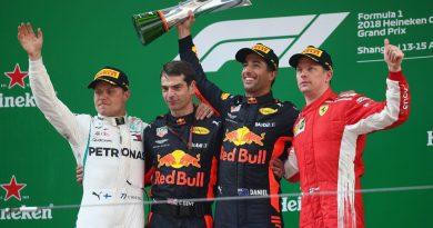 F1: Renault confirma Ricciardo ao lado de Hulkenberg para 2019