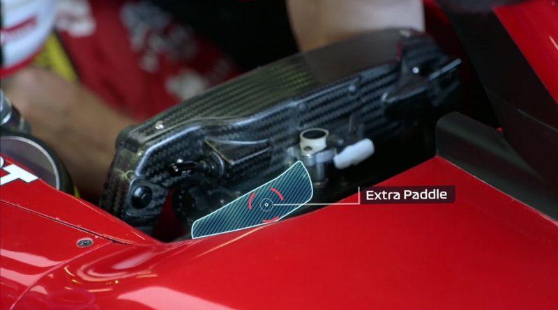 F1: Ferrari está sendo investigada pela FIA sob suspeita de que tenham reinventado a velha técnica de usar os gases do escapamento