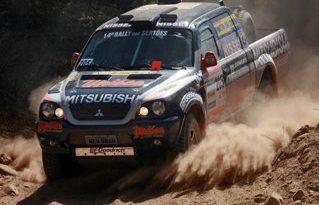 Rally: De olho no Lisboa – Dakar 2007, Riamburgo Ximenes e Lourival Roldan competirão juntos pela primeira vez no RN1500