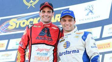 Stock: Max Wilson e Julio Campos vencem em Tarumã