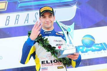 F3 Brasil: Matheus Iorio vence novamente e fecha a 'trinca' em Cascavel