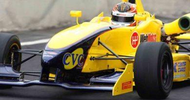 F-3 Sulamericana: Paulista Denis Navarro foi o mais rápido no segundo treino em Curitiba