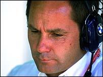 F1: Berger diz que foi o responsável pelo teste de Hakkinen