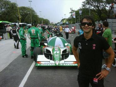 IndyCar: Pizzonia considera positiva estreia da Indy em São Paulo