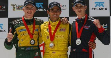 A1GP: Malásia vence a Sprint Race no México