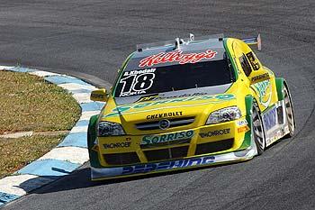 Stock: Allam Khodair vai correr no lugar do campeão Muffato em 2006