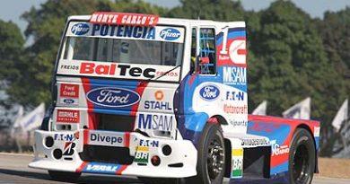 Truck: Trio da Ford quer brigar por vitória em Caruaru