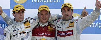DTM: Ekström vence em Brand Hatch