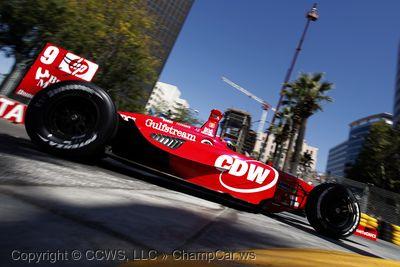 ChampCar: Justin Wilson sai na pole-position em San Jose