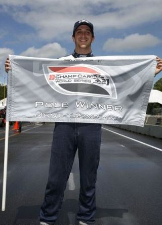 ChampCar: Chuva garante pole para Tristan Gommendy em Mont-Tremblant