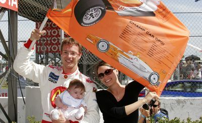 ChampCar: Bourdais marca a pole em Long Beach