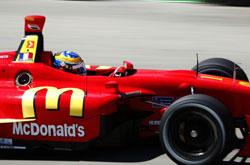 ChampCar: Bourdais marca a pole provisória em Houston
