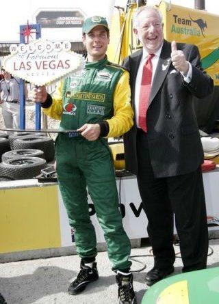 ChampCar: Will Power surpreende e sai na frente em Las Vegas