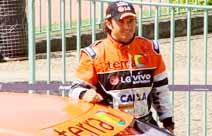 A1GP: Christian Fittipaldi substitui Nelsinho Piquet na próximas 3 etapas