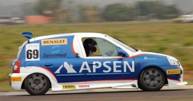 Copa Clio: Schlickmann vive mais um momento de estréia na categoria