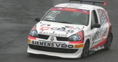 Copa Clio: O campeão está de volta a W Racing em São Paulo