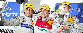 DTM: Vitória leva Kristensen a liderança