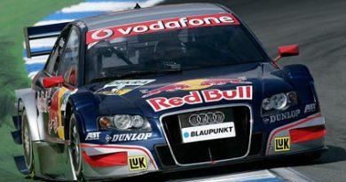 DTM: Mattias Ekstrom é o Campeão de 2007